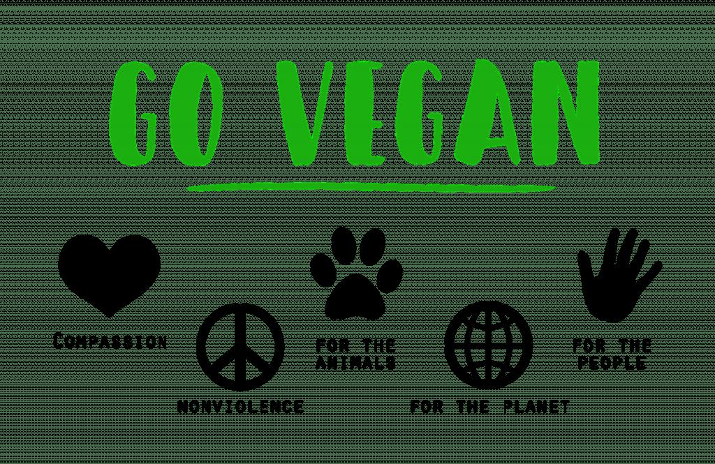 Immagine go vegan per l'articolo Un'alimentazione sana? La risposta è veggie